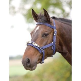 Shires Equestrian Nylon Lunge Cavesson   English Saddles and Tack