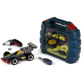 Theo Klein Bosch Grand Prix Car Set   Playsets