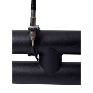 2007 2012 Jeep Wrangler (JK) Antenna Bracket   Rugged Ridge, Direct fit, Black Powdercoated, Steel
