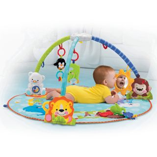 Fisher Price Deluxe Musical Activity Gym   Baby Gyms & Playmats