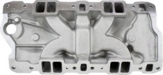Edelbrock Thunder Intake Manifold (49 State Legal   No CA Shipments) (Minor Modifications Required)