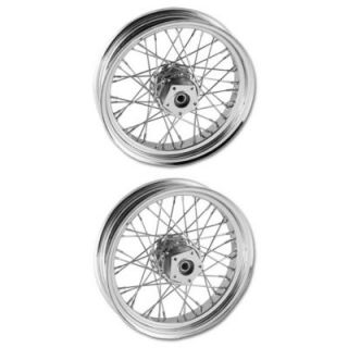 Bikers Choice 40 Spoke Wire Wheel