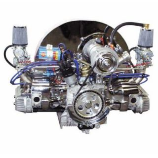 Scat Type 1 Dual Carb Turnkey Engine