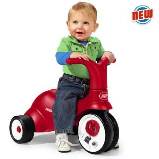 Radio Flyer Scoot 2 Pedal   Riding Push Toys