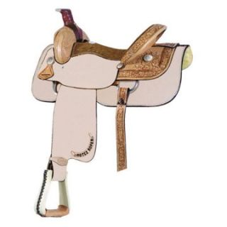 Billy Cook Saddlery Motes Half Breed Roping Saddle   Western Saddles and Tack