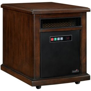 Duraflame Colby Infrared Powerheater   Carmel Oak   Portable Heaters