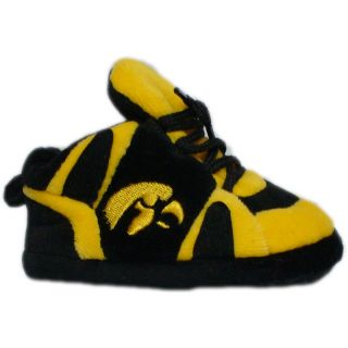 Comfy Feet NCAA Baby Slippers   Iowa Hawkeyes   Kids Slippers