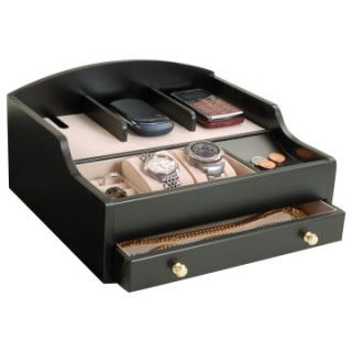 Mele Ricardo Charging Station   12W x 5.75H in.   Mens Jewelry Boxes