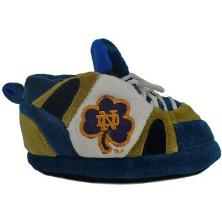 Comfy Feet NCAA Baby Slippers   Notre Dame Fighting Irish   Kids Slippers