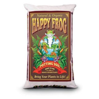Happy Frog Potting Soil   2 cu.ft. (51.4 Dry qts.)   Nutrients