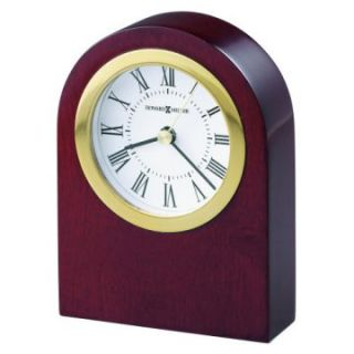 Howard Miller Rosebury Desktop Clock   Desktop Clocks