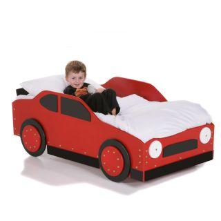 Stock Car Racer Toddler Bed   Themed Toddler Beds