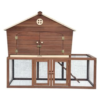 Merry Products Ranch House Chicken Coop   Chicken Coops