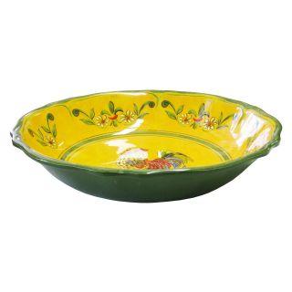 Le Cadeaux Gallina Salad Bowl   Set of 2   Outdoor Dinnerware