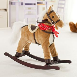 Derby the Rocking Horse with Movement and Sounds!   Rocking Horses