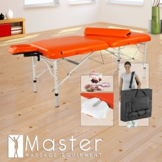 Master Massage Calyspo 30 in. UltraLight Portable Massage Table Package   Massage Tables