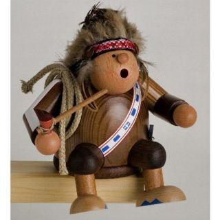 KWO Native American Indian Boy German Smoker