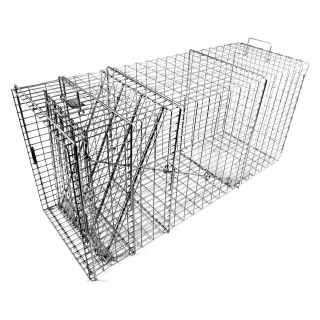 Tomahawk Original Series Rigid Trap for Bobcats and Foxes   Wildlife & Rodent Control