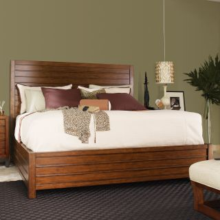 Tommy Bahama Ocean Club Marquesa Low Profile Bed   Beds
