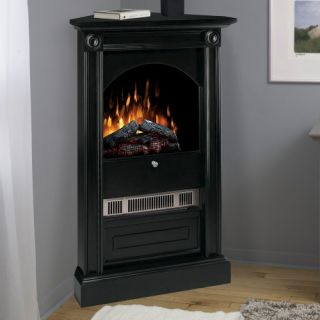 Dimplex Chelsea Corner Electric Fireplace   Electric Fireplaces