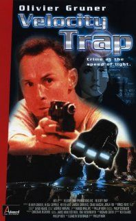 Velocity Trap [VHS] Olivier Gruner, Alicia Coppola, Ken Olandt, Jaason Simmons, Craig Wasson, Jorja Fox, Bruce Weitz, Patrick Phillips, Philip D. Schwartz, Phillip J. Roth VHS