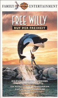Free Willy   Ruf der Freiheit [VHS]: Jason James Richter, Lori Petty, Jayne Atkinson, August Schellenberg, Michael Madsen, Michael Ironside, Richard Riehle, Mykelti Williamson, Michael Bacall, Danielle Harris, Basil Poledouris, Simon Wincer, Robbie Greenbe