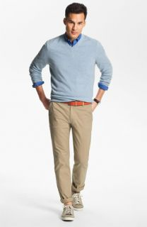 John W. ® Sweater & Bonobos Chinos