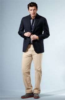 BOSS Black Blazer, Polo & Brooks Brothers Chinos