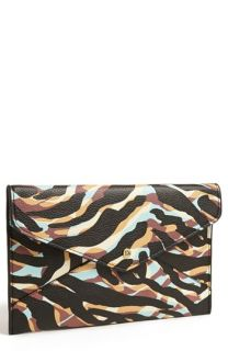 Danielle Nicole Tina Faux Leather Envelope Clutch