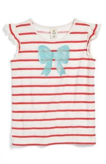 Tucker + Tate Darby Tee (Little Girls & Big Girls)