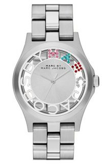 MARC BY MARC JACOBS Henry Skeleton Glitz Bracelet Watch, 40mm