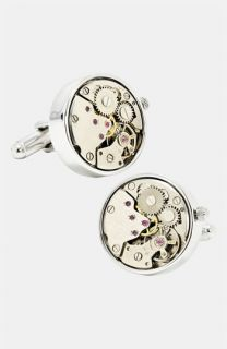 Penny Black 40 Steampunk Watch Movement Cuff Links