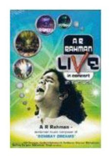A.R. Rahman   Live In Concert In The USA [UK Import]: DVD & Blu ray