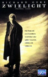 Zwielicht [VHS]: Richard Gere, Laura Linney, John Mahoney, Alfre Woodard, Frances McDormand, Edward Norton, Terry O'Quinn, Andre Braugher, Steven Bauer, Joe Spano, Tony Plana, Stanley Anderson, Maura Tierney, Jon Seda, William Diehl, James Newton Howar
