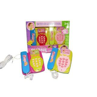 Telefonset Kindertelefon Spieltelefon Spielzeug Telefon A35 Spielzeug