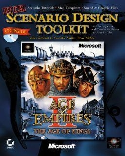 Age of Empires 2: The Age of Kings: Official Scenario Design Toolkit Game Guides: Paul Schuytema, Duncan McPherson, Scott McCabe: Englische Bücher