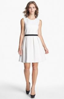 Erin by Erin Fetherston Alice Brocade Fit & Flare Dress