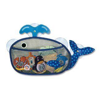 Mebby 91245 Aufbewahrungsnetz f�r Badespielzeug Wal Baby