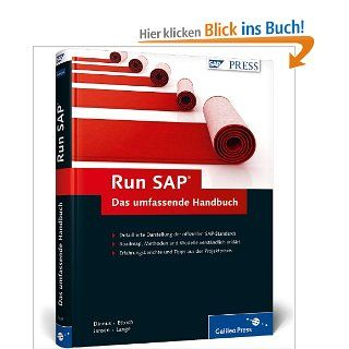 Run SAP: Das umfassende Handbuch (SAP PRESS): Christian Dinnus, Stefan Ettrich, Marc Jansen, Michael Lange: Bücher