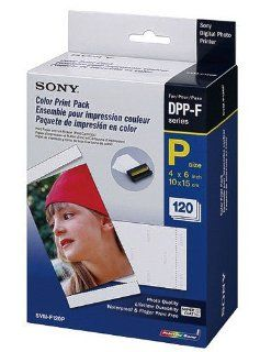 Sony Fotopapier f�r Sony DPP FP 60, 120 Blatt A6 Foto, Color Print Pack, 101x152 mm, DPP FP60: Bürobedarf & Schreibwaren