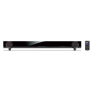 Yamaha YAS 101 7.1 Front Surround System (120 Watt) schwarz: Heimkino, TV & Video