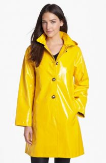 Jane Post Princess Rain Slicker with Detachable Hood