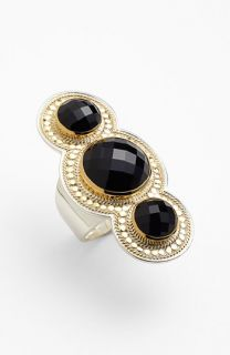 Anna Beck Gili 3 Stone Ring