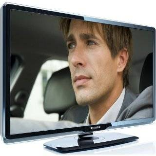 Philips 47 PFL 8404 H 119,4 cm (47 Zoll) Full HD Ambilight LCD Fernseher mit integriertem DVB T / DVB C Tuner schwarz Heimkino, TV & Video