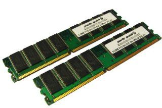 1GB (2X512MB) Memory for Dell Dimension 2350 2400 4500 Dell OptiPlex GX260 L60 PC2100 184 pin DDR 266MHZ RAM (PARTS QUICK BRAND): Computers & Accessories