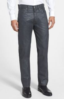 Levis® 501® Coated Straight Leg Jeans (Dane)