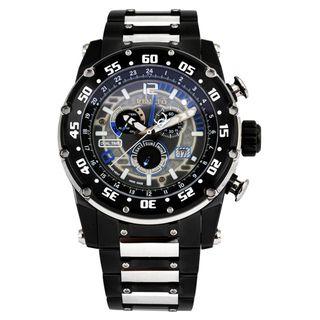 timeless design 99801 5a9f8 ... Renato Mens Buzo Extreme Grey Swiss Quartz Multifunction Watch  Renato Mens ...