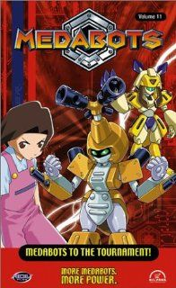 Medabots: Medabots to Tournament [VHS]: Laurent Vernin, Dwayne Hill, Julie Lemieux, Terry McGurrin, Shannon Perreault, Robert Tinkler, Ashley Taylor, Joanne Vannicola, Martin Villafana, Paul Haddad, Mark Dailey, Jeff Berg, Clive A. Smith, Jaelyn Galbraith,
