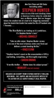 The Third Bullet (Bob Lee Swagger): Stephen Hunter: 9781451640229: Books