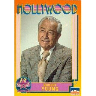 Robert Young trading Card (Actor) 1991 Starline Hollywood Walk of Fame #189: Collectibles & Fine Art